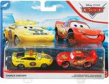 Charlie Checker & Lightning McQueen