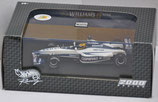 Mattel-Hotwheels Formula 1- Williams FW22 F1 Ralf Schumacher