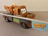 Disney Pixar Cars - Mater with sign