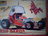 Revell Monogram - RED BARON -Tom Daniel Limited Edition Kit in Tin Box