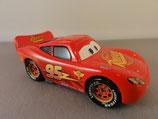 Lightning Mcqueen met Hudson Hornet Pistoncup