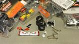 Carrera GO/D143 accessoires set voorGO/D143 auto