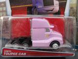Vinyl Toupee Cab