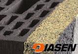 Panneau thermique et acoustique à base de fibres textiles Prix au M² Ordre minimum 1 Palette