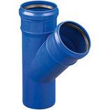 Schallgedämmer Abwasser Abzweiger 45°