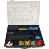 Sortimentskasten Warmschrumpfschlauch u. und Kabelbinder