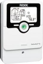 Solarregler, Differenztemperaturregler DeltaSol SL inkl. 4 Fühler
