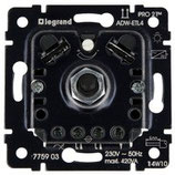 Druck-/Wechsel-/Drehdimmer Einsatz 230V~/50 Hz, max.420 Watt Lampenlast