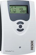 Solarsteuerung Differenztemperaturregelung DeltaSol CS/2
