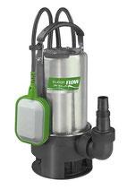 Schmutzwassertauchpumpe Flow PV 550 mit Schwimmschalter