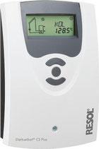 Differenztemperaturregler DeltaSol CS Plus inkl.4 Fühler - Solar oder Heizung
