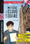 Mystere à St cloud  Square/ CM/6EME - 9/12ANS