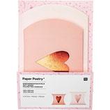 Geschenkschachteln Herzen rosa