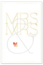 Mrs & Mrs