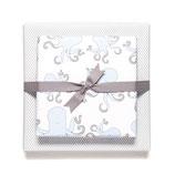 Geschenkpapier Krake-Weiß