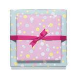 Geschenkpapier Confetti