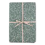Geschenkpapier (Bogen) Schneeflocke