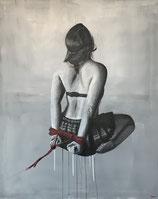 ''Red rope'' print