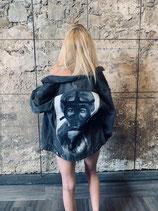 Custom made jeans jackets