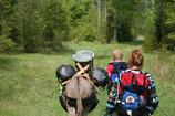 5 Tage Esel-Etappen-Tour