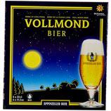 Quöllfrisch Vollmondbier der Brauerei Locher