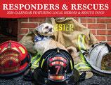 Responders & Rescues 2020 Calendar