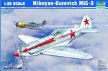 Bsmart MiG-3 late bundle 1/32