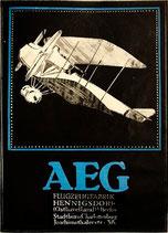 AEG Flugzeugfabrik Hennigsdorf