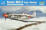 Bsmart MiG-3 late bundle 1/48