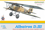 Bsmart Albatros D.III bundle 1/48 weekend