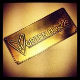 1020 Horten Special 1/32 + Brass Plate