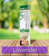 Ohrkerzen 2er Packung, Lavendel