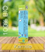 Bio Kinder-Ohrkerzen 2er Packung, Kamille