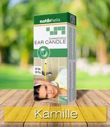 Ohrkerzen 10er Packung, Kamille