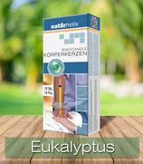 Körperkerzen 10er Packung, Eukalyptus