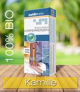 Bio-Körperzerzen 10er Packung, Kamille
