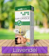 Ohrkerzen 10er Packung, Lavendel