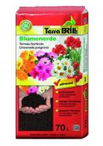 Blumenerde Profiqualität von Brill 70 Liter