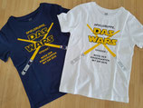 "Kinder T-Shirt ""Das Wars"""