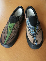 Sam and Dean shoes/ Vans