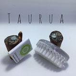 "Magnethalter ""Taurua"", Doppelpack, Wacholder, L ca. 50-55 mm, D ca. 25 mm, Haltekraft >150g"