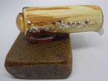 "Magnethalter ""Split"", Holz, L ca. 6mm, D ca. 24mm"