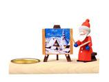 Weihnachtsmaler Teelicht