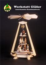 3 Stöckige Pyramide Christi Geburt
