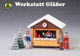 Weihnachtsmarkt Keramikstand  65/38