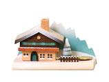 Alpenräucherhaus