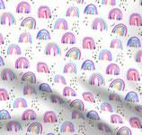 Pinker Regenbogen