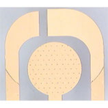 Thin-film 10 micron-holes array of ultramicroelectrodes ED-mSE-10-Au/Pt