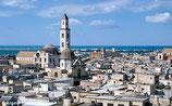 Bari - la città vecchia + degustazione di prodotti caseari
