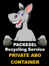 JAHRES-ABO - CONTAINER - PRIVAT